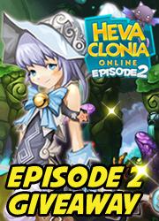 Heva Clonia Online Episode 2 Giveaway