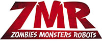 Zombies Monsters And Robots Announced
