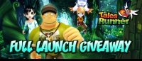 Tales Runner Full Launch Giveaway
