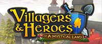 Steam Launch Of Villagers And Heroes Joined By New Expansion