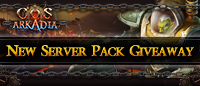 City Of Steam Arkadia – New Server Pack Giveaway