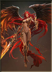 New Class Revealed For League Of Angels