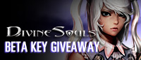Divine Souls Closed Beta Key Giveaway
