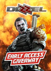 Dizzel Early Access Gun Giveaway
