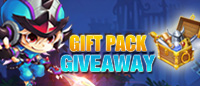 Rainbow Saga Closed Beta Gift Pack Giveaway