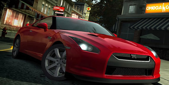 Need for Speed World – Beta
