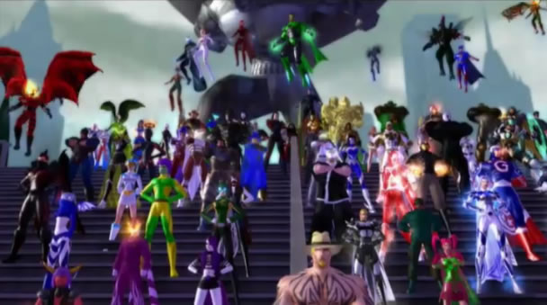 City of Heroes – 5 Year Anniversary Trailer