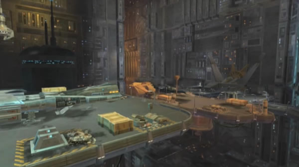 SWTOR – The Making of Coruscant