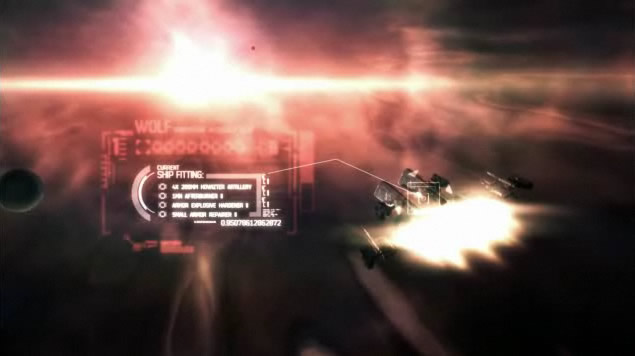 EVE Online – Butterfly Effect Trailer