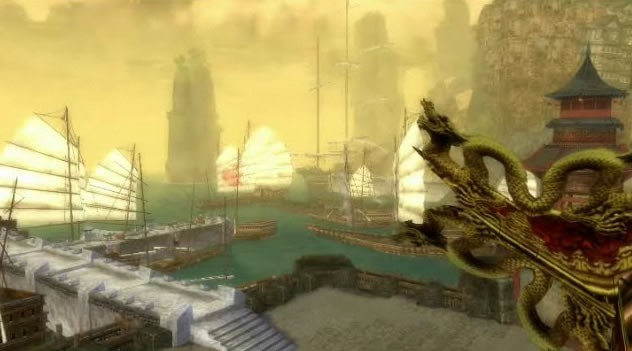 Guild Wars – Factions Trailer
