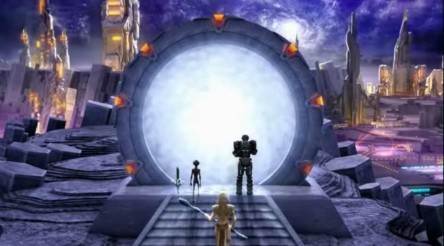 Stargate Worlds – Debut Teaser