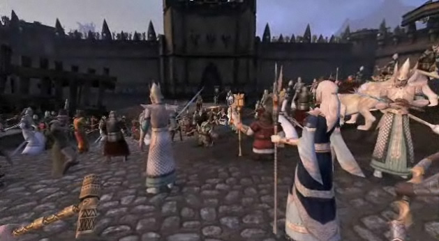 Warhammer Online – Forces of Order Trailer
