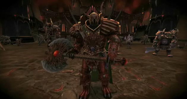 Warhammer Online – Forces of Desctruction Trailer