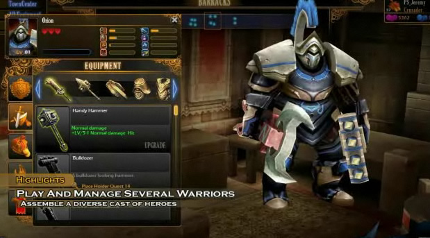Warrior Epic – Features Trailer