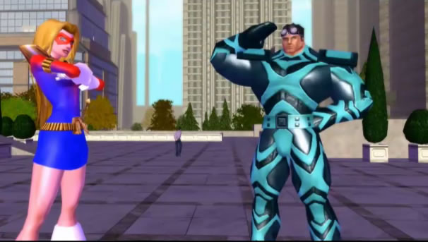 City of Heroes – Issue 15 Anniversary