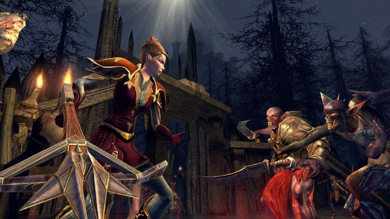 LOTR Online – Siege of Mirkwood Launch Trailer