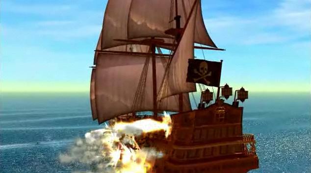 POTBS – Swashbuckling and Ship Combat