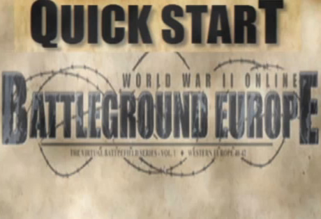 WWII Online: Battleground Europe – U.I./Map/Brigade Guide