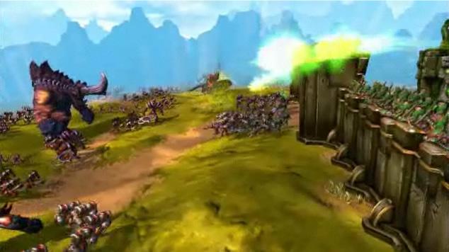 BattleForge – Debut Trailer