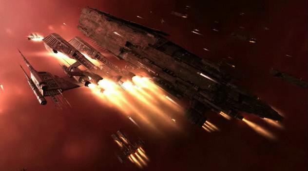 EVE Online – Trinity Trailer
