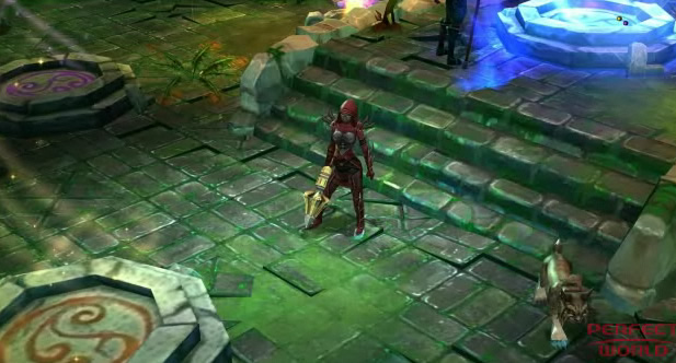 Torchlight – Vanquisher Trailer