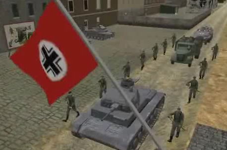 WWII Online – Battleground Europe – 2005 Trailer